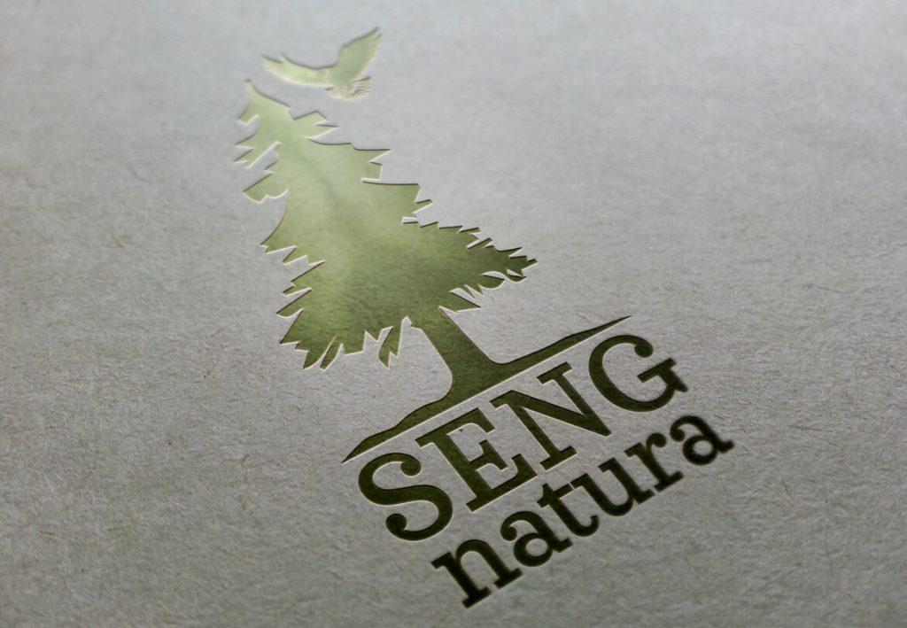 SengNatura Realizzazione Logo
